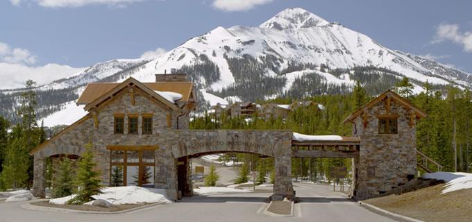 The Mountain Big Sky Montana Resort