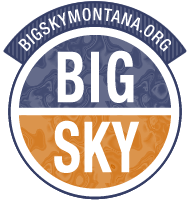 Big Sky Montana Dot Org Website Logo